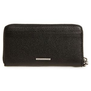 Rebecca Minkoff Leather phone Wallet/wristlet
